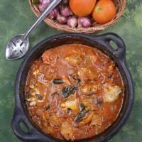 Nandu Kuzhambu |Crab Curry |Nandu Kulambu