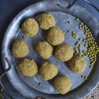 Green Gram laddu | Green Moong Ladoo