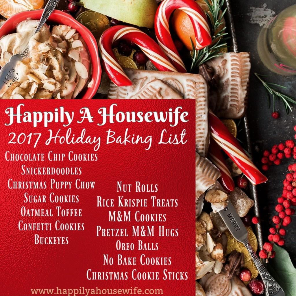 baking list1