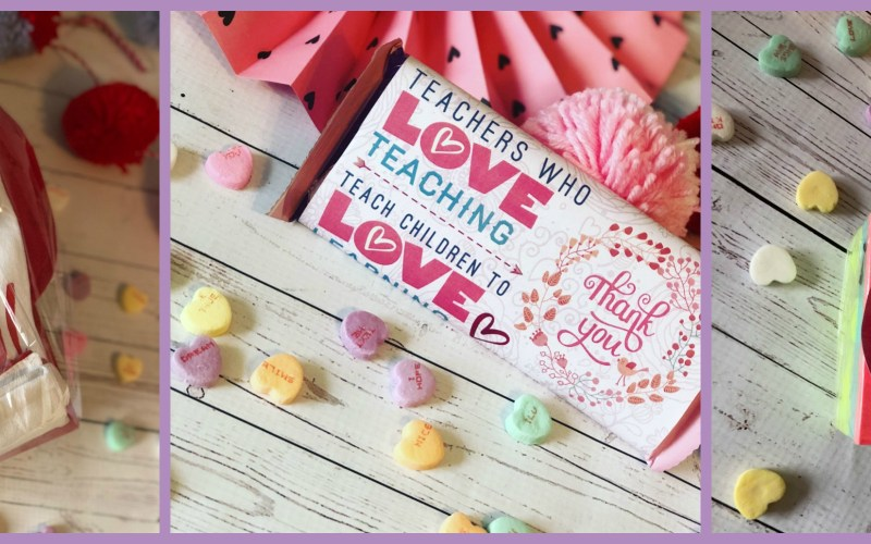 TEACHER GIFTS FOR VALENTINES DAY