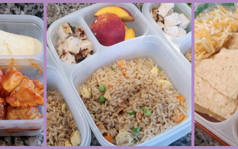 MEAL PLANNING: EASY ON THE GO MEALS