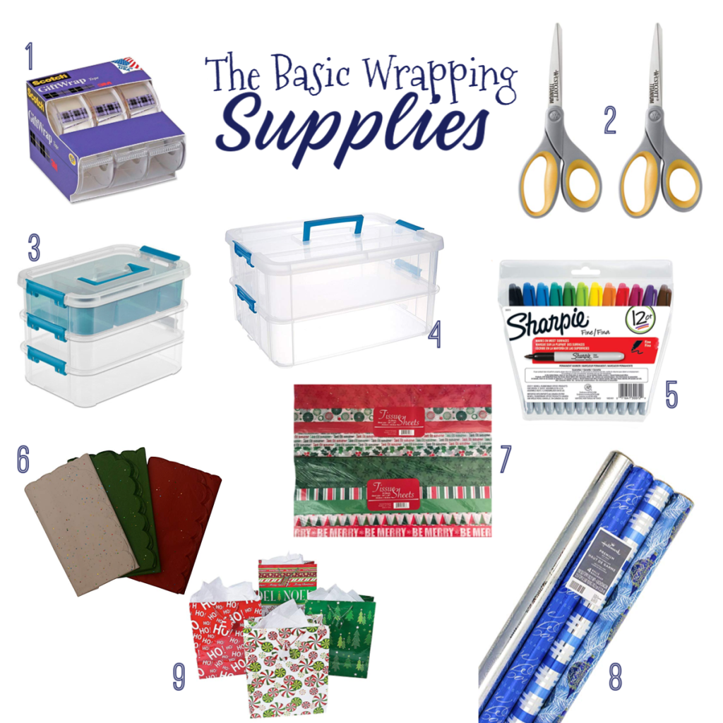 wrapping gift guide