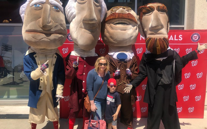 NATS PARK WITH KIDS 2019