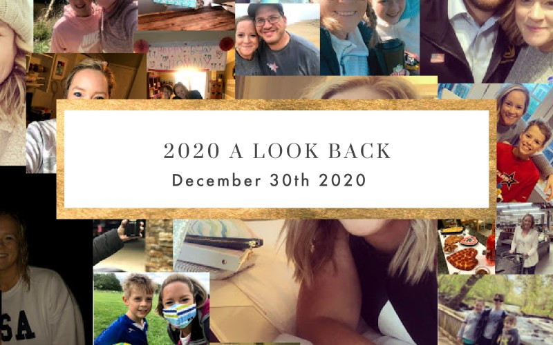 2020 A LOOK BACK