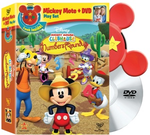 Mickey Mote Now Available For Christmas 2010