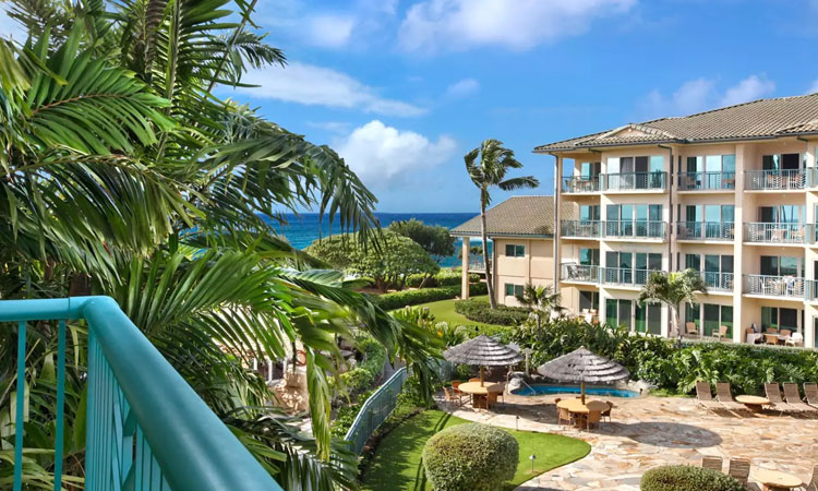 Hawaii Vacation Rentals Waipouli Beach Resort
