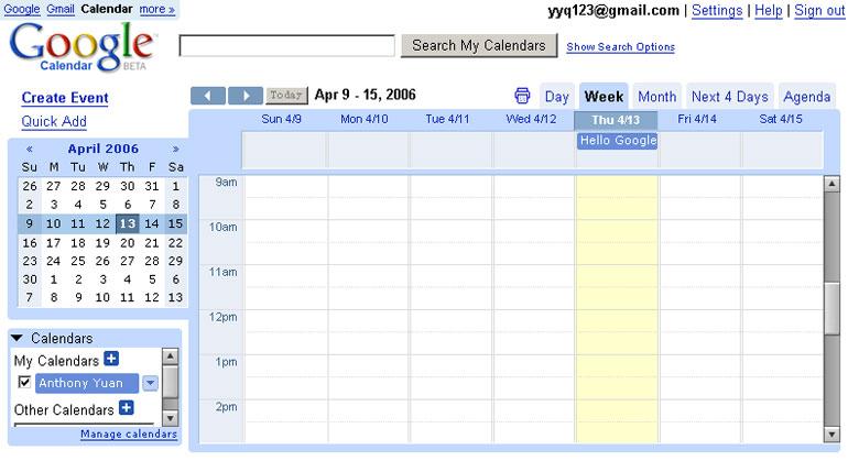 How to Export Shutterfly Group Calendar to Google Calendar