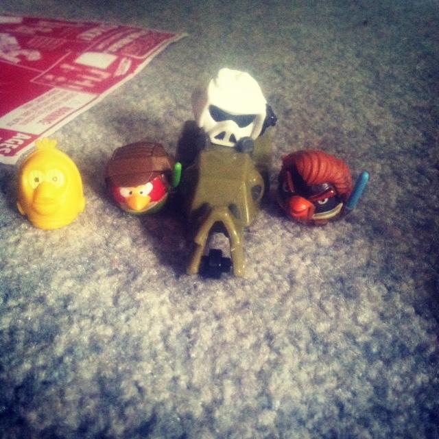 Angry Birds Star Wars Telepod