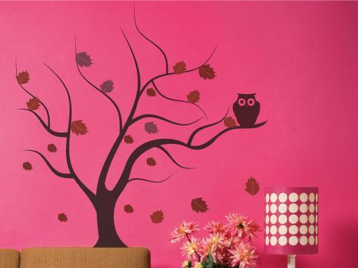 Personalised Wall Art Stickers for Tweens Room