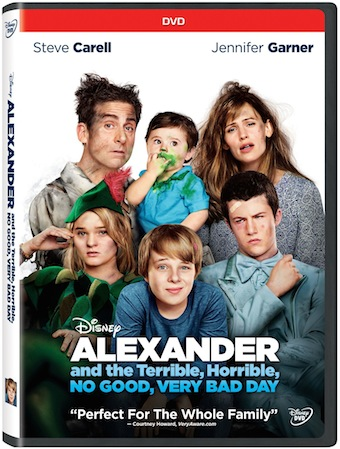 Alexander and the Terrible, Horrible, No Good, Very Bad Day Arrives