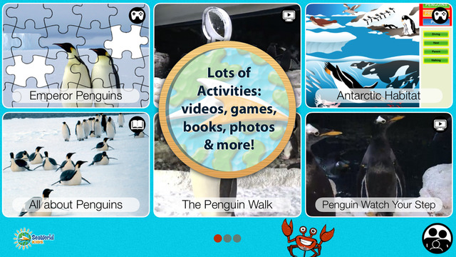 3 Educationally Fun Apps from SeaWorld® Kids
