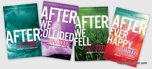 anna todd books after