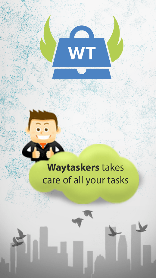 WayTaskers App for Hiring Locals for Tasks