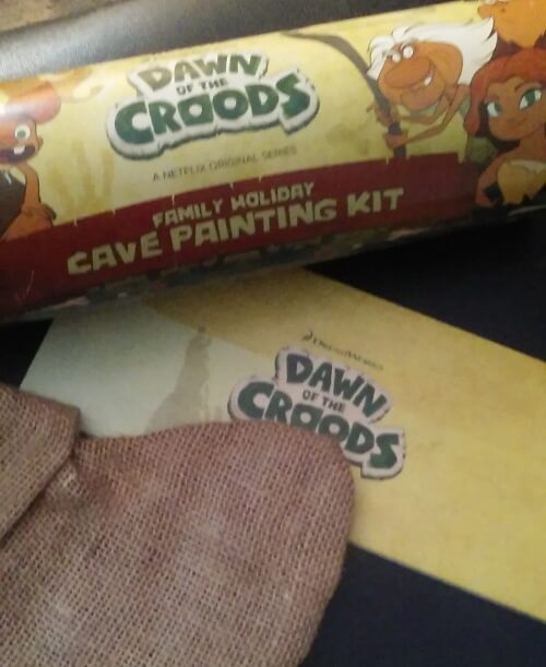 Netflix Dawn of the Croods