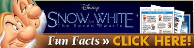 Snow White Fun Facts