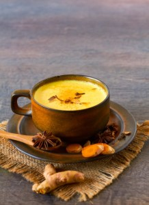 Turmeric and Ginger Tea