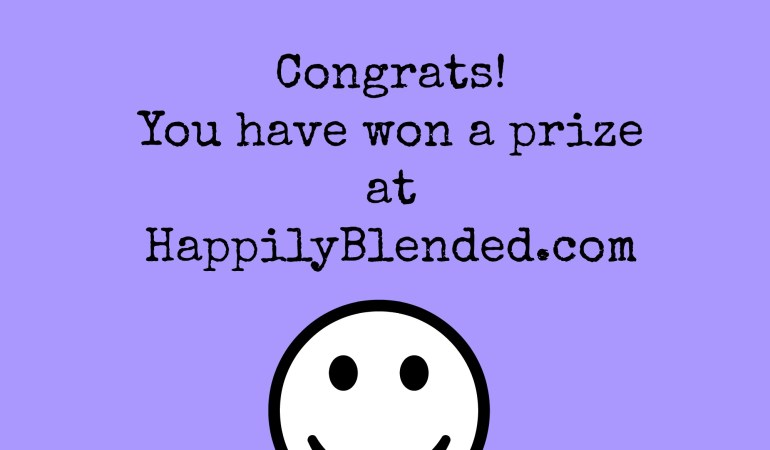 Winners for two Giveaways That ended