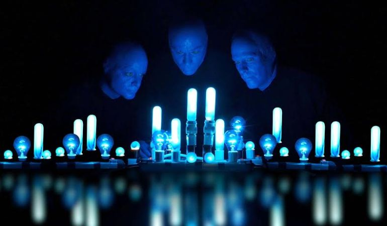 Blue Man Group Partners with Autism Speaks – Sensory Friendly Show
