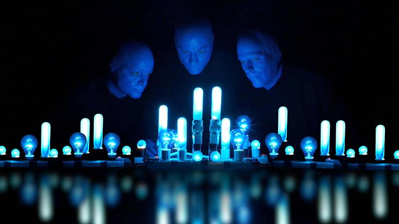 Blue Man Group Partners with Autism Speaks Sensory Friendly Show