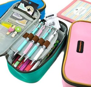 Back to school shopping essentials pencil holders