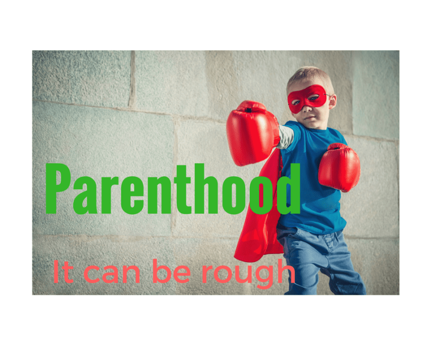 Parenthood - Knowing What Battles to Fight