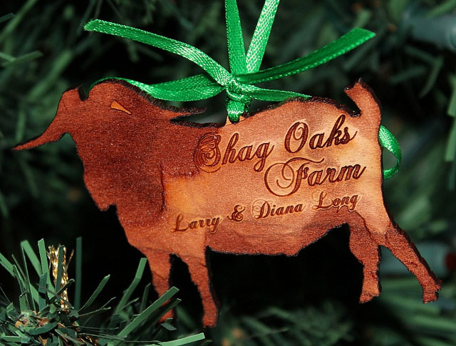 personalized engraved ornaments