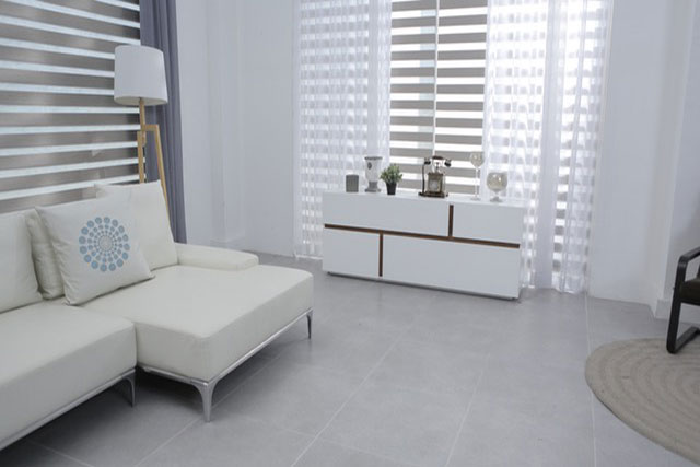color scheme in living room