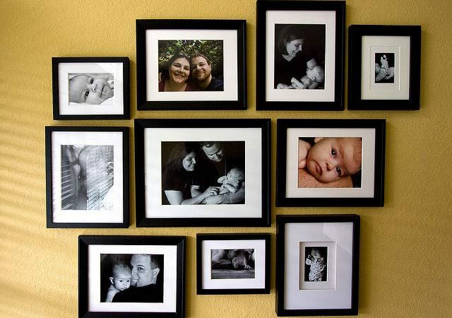 5 Ways to Be Inventive with Family Photos