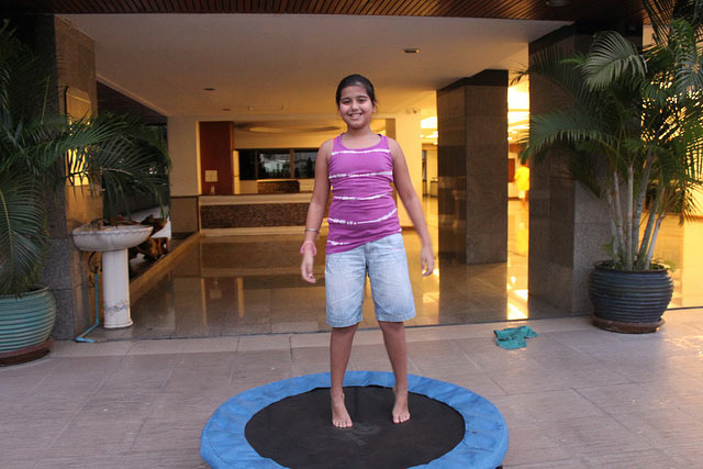 Rebounding Exercises: The Big Body Benefits of Bouncing for Fun and Fitness