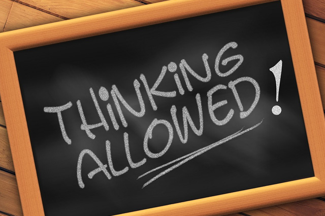 Without analytical thinking