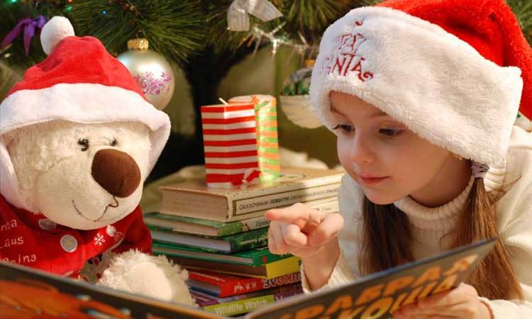 How to Celebrate Christmas with Your Kids