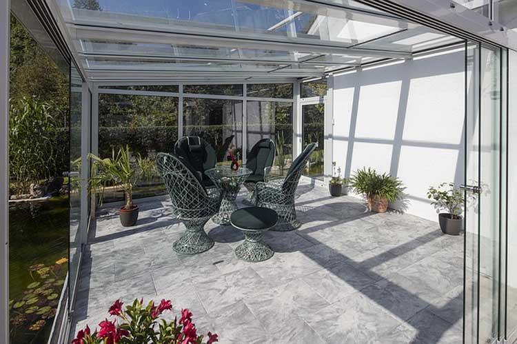 winter garden design