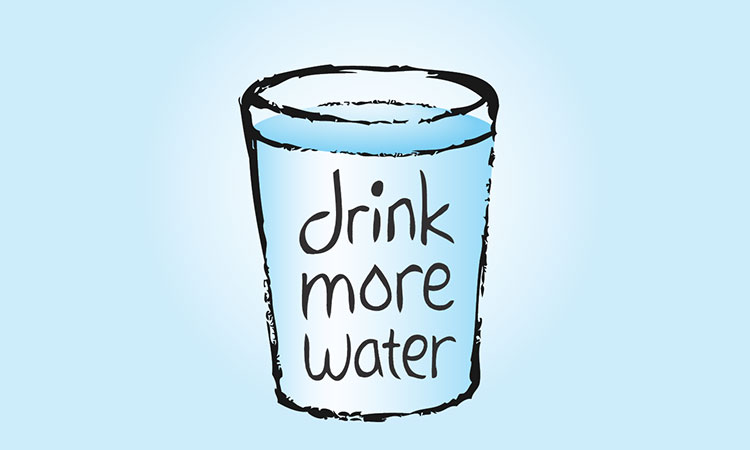 Drinking More Water