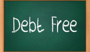 4 Tips to Become Debt Free