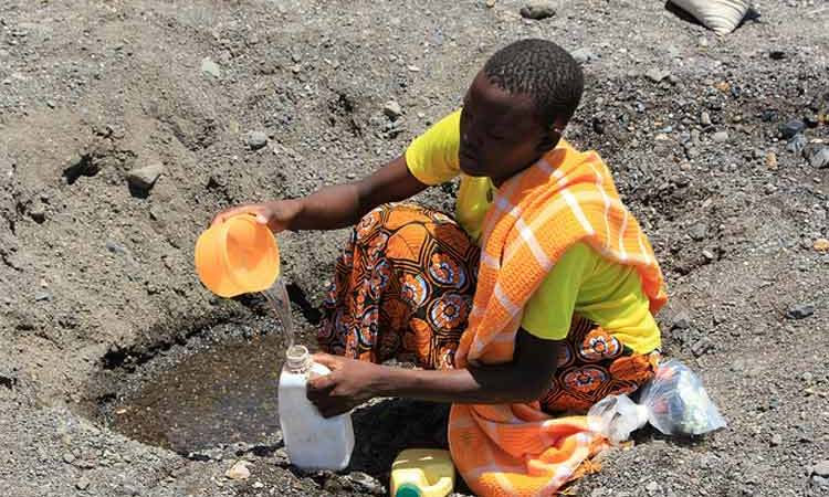 Food and Water Supplies in Underdeveloped Nations