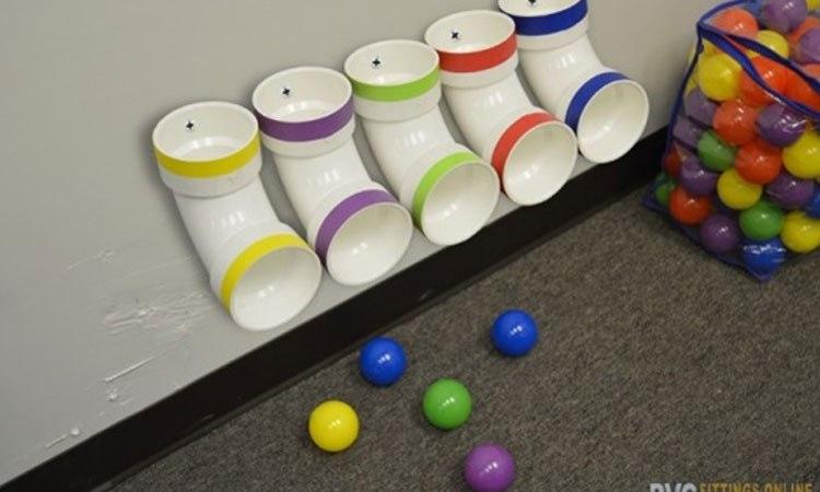 PVC Ball Drop for Babies