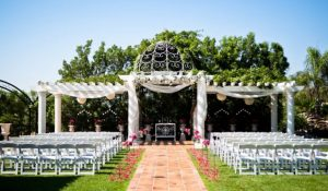 Three Out of the Ordinary Outdoor Venues for a Perfect Wedding