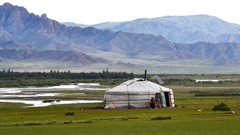Mongolia Fun Facts