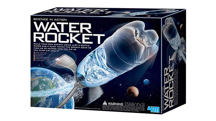 4M Water Rocket Kit - One of the Best Stem Toys