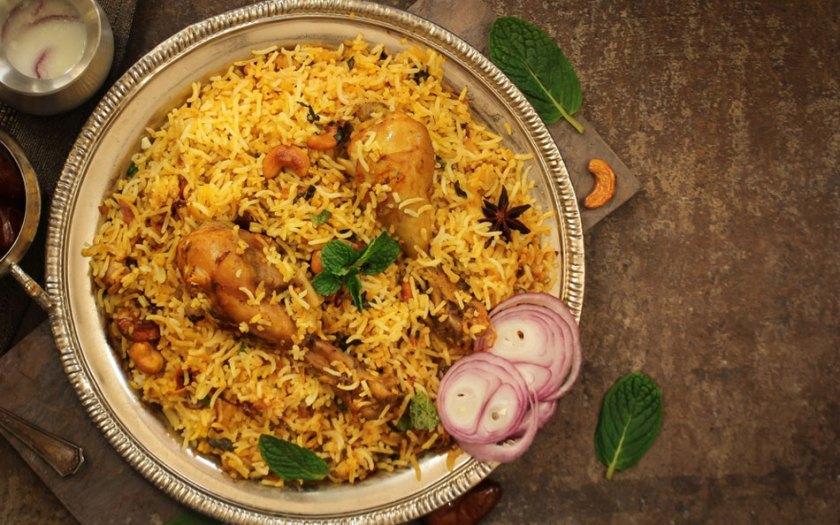 Kabsa - Saudi Arabia Food