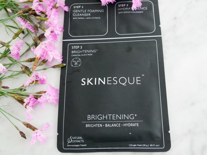 Eva Amurri Martino shares a Skinesque brightening facial mask