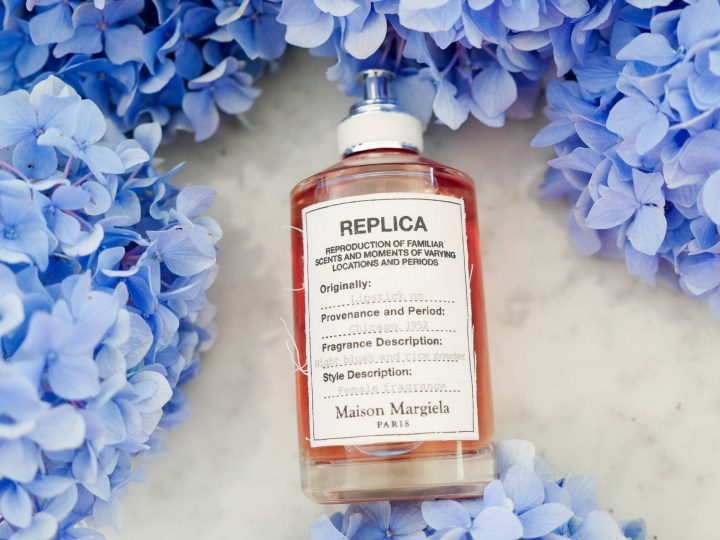 Eva Amurri Martino shares a Replica fragrance as part of her monthly obsessions roundup
