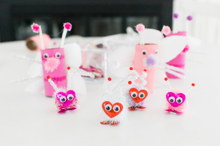 Eva Amurri Martino shares a cute Lovebugs DIY craft that is perfect for kids!