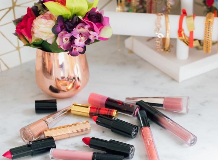 Eva Amurri Martino shares her favorite lipsticks for fall/winter 2018