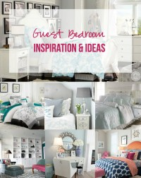Guest Bedroom Inspiration & Ideas - Happily Ever After, Etc.