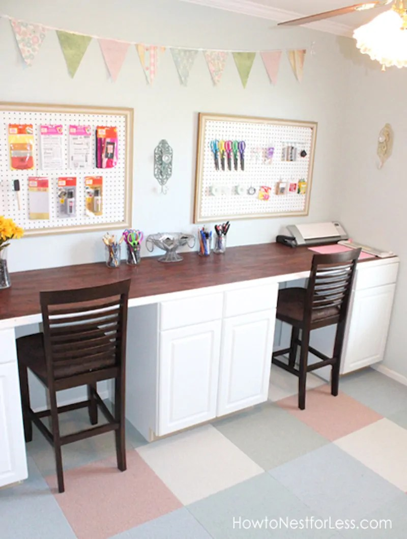 13 Amazing Craft Room Makeovers  Happily Ever After Etc