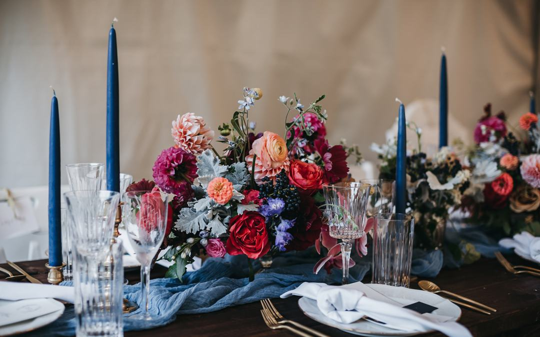 Showcasing Kelly Boyle of LeslieJames Events!