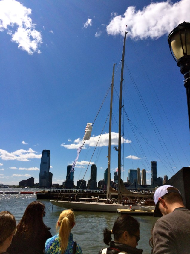 giant sailboats