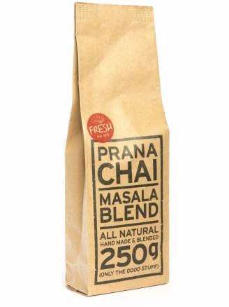 Prana Chai Tea bio-Tees zum verschenken