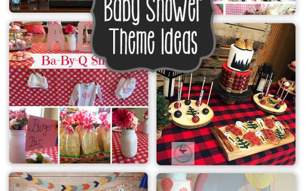 20 + Baby shower theme ideas you are going to want see!